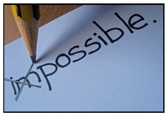 Become a Possibility Thinker!