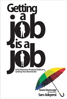 Getting a Job is a Job Book