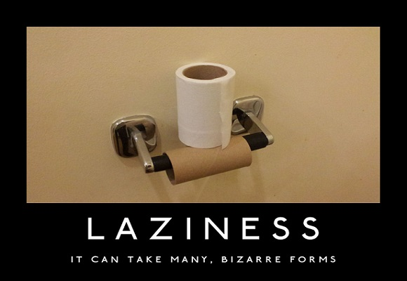 Laziness and Casualness