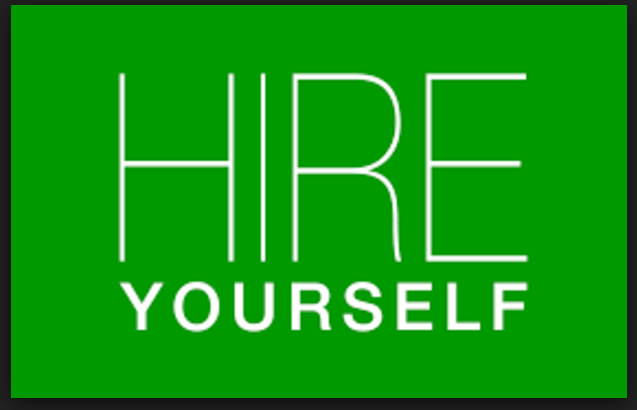 Need a Job Urgently? Hire Yourself! Part 1 - Aruosa Osemwegie