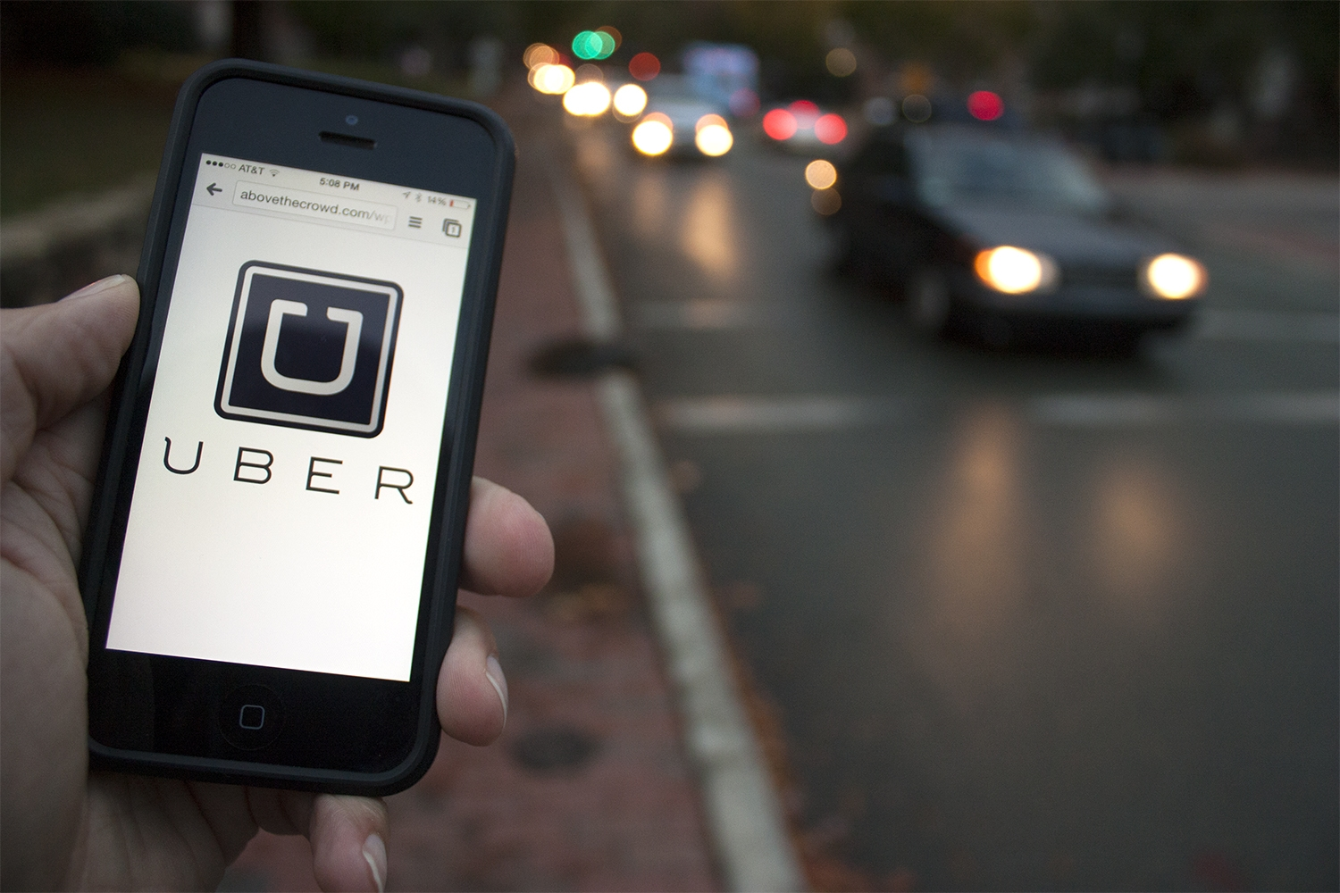 The curious case of uber