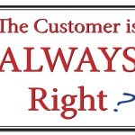 Who will save the Customer?