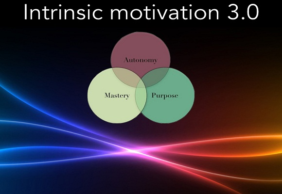 Motivation 3.0 – Understanding Motivation in the Blackberry Age